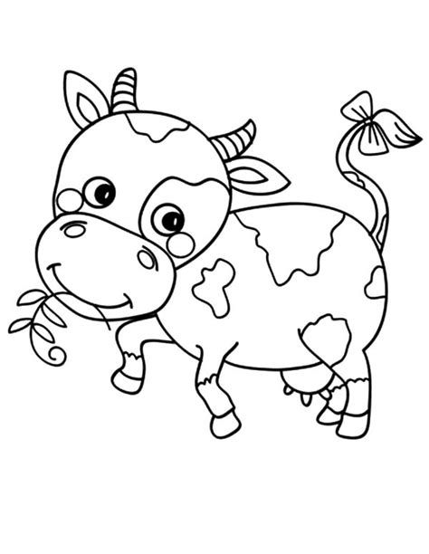 cow coloring pages coloring pages of a cow coloring home