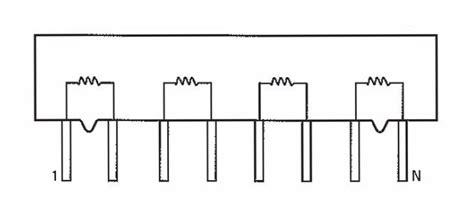 hitano resistors datasheet what is sip resistor 28 images sip resistor network quality sip resistor network for sale