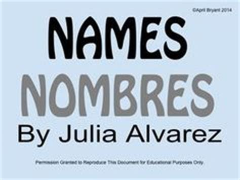 theme of names nombres the setting of the book quot in the time of the butterflies