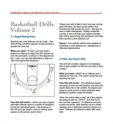 basketball practice template basketball conditioning workouts pdf eoua