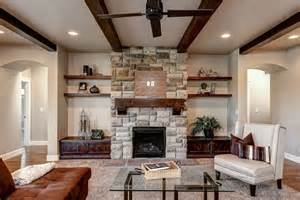 Fireplace Ideas Stone fireplace ideas to warm your home this winter highland homes
