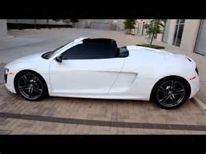 Audi R7 Convertible Audi R6
