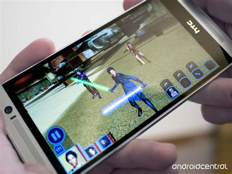 Android Republic by Wars Knights Of The Republic Finally Lands On