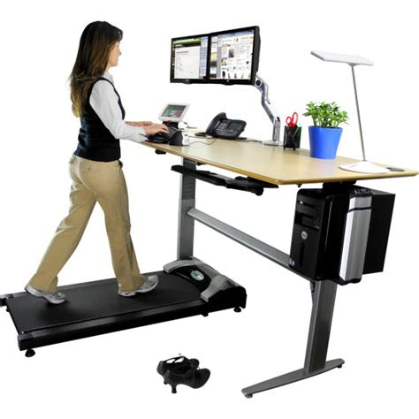 Computer Standing Desk by The Most Of Your Standing Desk Essential But