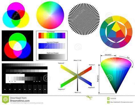 hsb colors rgb cmyk hsb lab royalty free stock image image 1658306