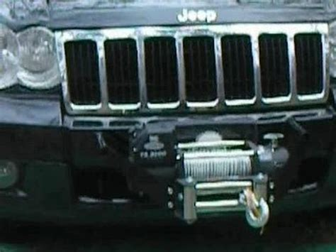 Winch For Jeep Grand Custom Winch For Jeep Grand