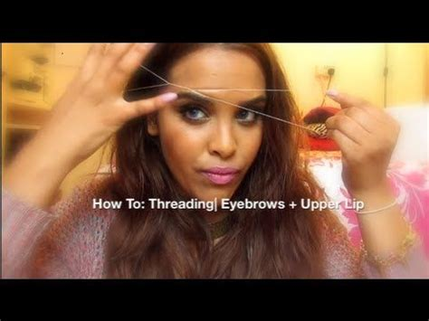 Reasons To Thread Your Eyebrows by 11 Best Images About Hair Removal On Threading