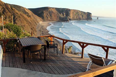 haus mieten portugal arrifana view haus ferienhaus mit meerblick