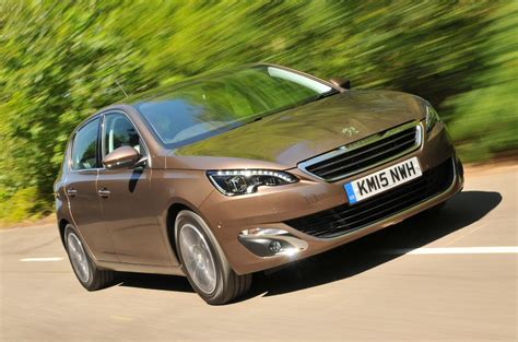 car peugeot 308 peugeot 308 review 2017 autocar