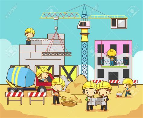 clipart site construction site clip images