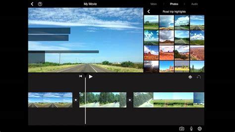 tutorial imovie ipad español imovie ios 8 tutorial youtube