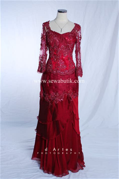 Baju Pesta Colorful Gm0256 sewabutik sewa gaun pesta kebaya jas pria anak pengantin wedding