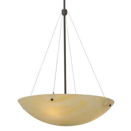 Inverted Bowl Pendant Lighting Meyda 117694 Cypola Inverted Bowl Pendant