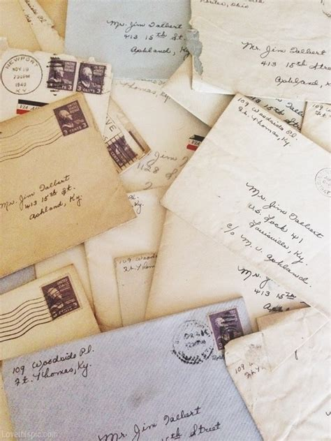 beautiful mail old love letters pictures photos and images for facebook