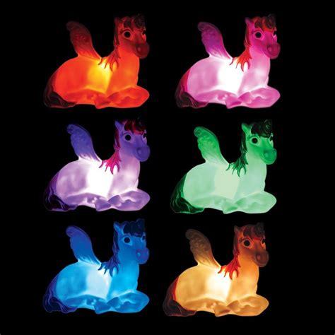 unicorn in light unicorn led light