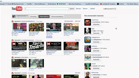 old youtube layout 2011 how to switch back to the old youtube homepage youtube