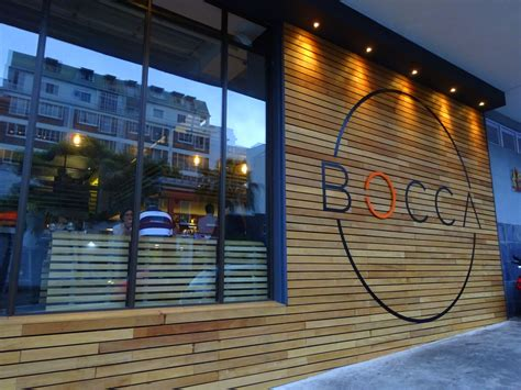 what corner does the st go on bocca the new italian spot on the corner of