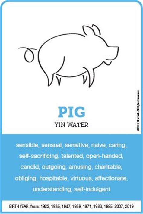 48 best images about chinese zodiac signs on pinterest