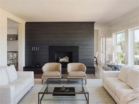 Shiplap Paint Color 1000 Ideas About Fireplace Accent Walls On