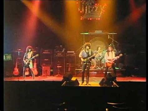 thin lizzy rosalie youtube