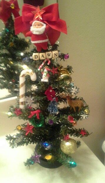 homemade personalized christmas tree gift all items from