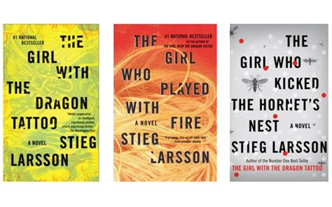 dragon tattoo trilogy order friday five favorite reads one quest com