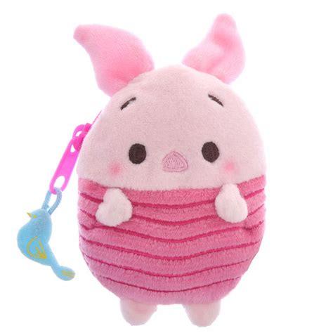 Disney Plush Purse 1 disney store japan ufufy piglet plush mini coin purse small pouch w zipper ebay