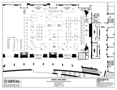 javits center floor plan 100 isc west floor plan 100 isc west floor plan