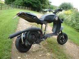 Vespa Modif Racing Look by Cool Or Classic Scooter Top Motorcycles News