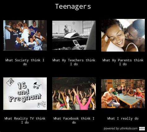 Teenagers Meme - site unavailable