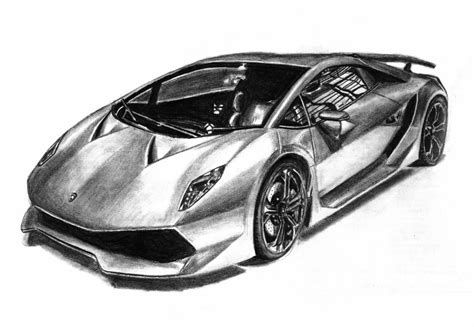 How To Draw Lamborghini Sesto Elemento Lamborghini Sesto Elemento By M J M A On Deviantart