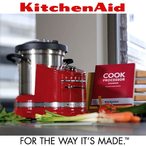 Cook Processor Artisan Kitchenaid by Kitchenaid Artisan Cook Processor Empire Rot