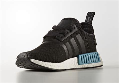 Sepatu Adidas Nmd Black White Anmd Bw adidas nmd r1 icey blue by9951 sneakernews