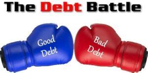The Other Side Of Bad is all debt bad the other side of the story debt roundup