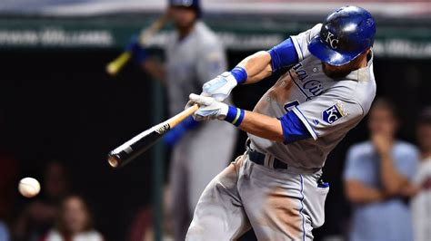 real or not alex gordon the unlikely player to hit home