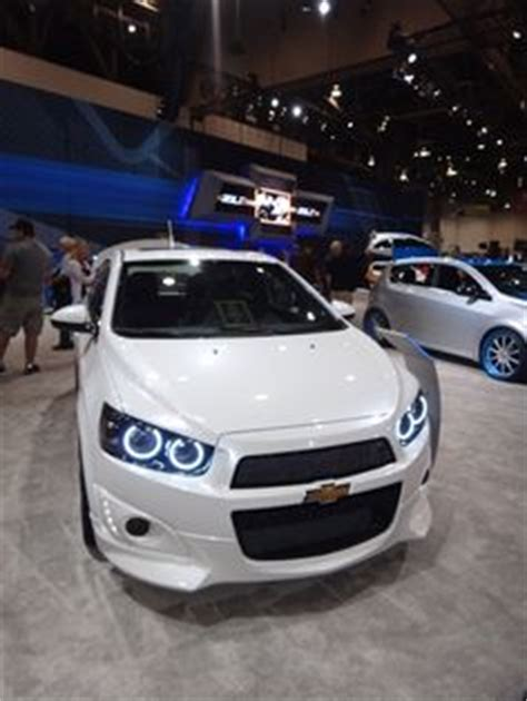 chevy sonic rally cross pretty awesome american cars