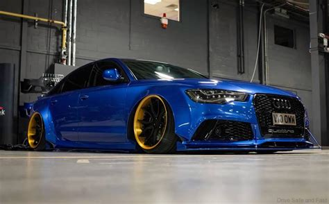 Audi A6 Tuning by Meet The Widebody Audi A6 C7