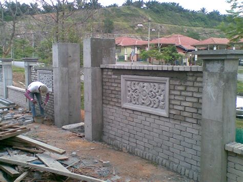 house wall exterior wall fence designs ideas also front pictures