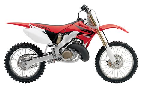 new 2 stroke motocross bikes dirt bike magazine honda s greatest bike the cr250r two
