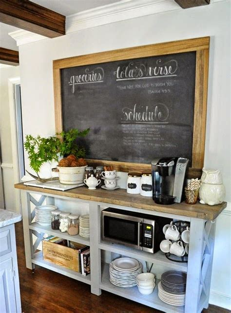 creative ideas for kitchen 35 creative chalkboard ideas for kitchen d 233 cor interior