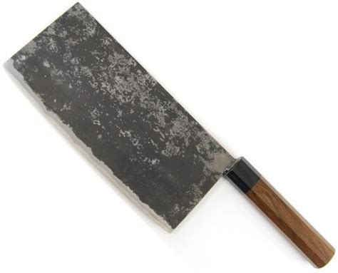 best chinese cleaver takeda hamono classic chinese cleaver large 230mm by