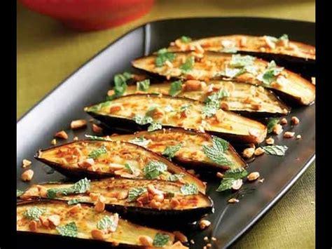 roasted japanese eggplants recipe video youtube