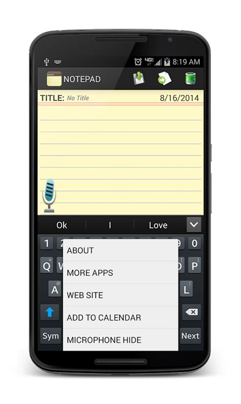 android notepad notepad android apps on play