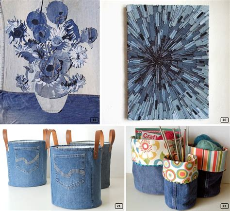 denim home decor denim d 233 cor trend jean invites itself at home