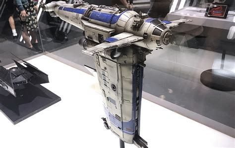 wars viii the last jedi bomber command replica journal books 3d print yourself a lightsaber thanks to 3d printing zortrax