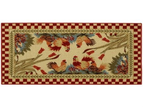 rooster kitchen rugs runner rugs for kitchen kitchen mat rooster silhoutte