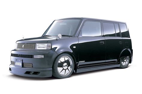 products of toyota company bb modelista toyota エアロパーツ ドレスアップのダムド damd inc