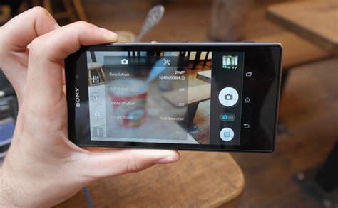 Kamera Belakang Sony Z1 harga sony xperia z1 berspesifikasi garang dengan kamera