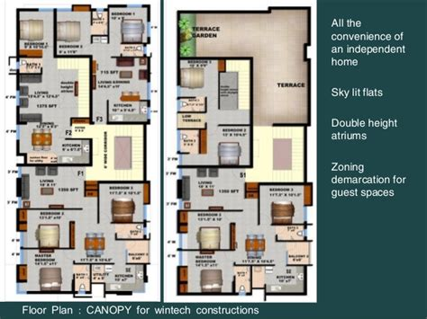 Bamboo House Design And Floor Plan by Unique Space Planning Concepts For Lifestyle Apartment