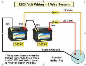 what is the proper way of hooking up batteries for 24 volt